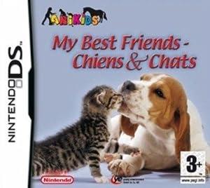 meilleurs amis chiens amp chats jeux vid o. Black Bedroom Furniture Sets. Home Design Ideas
