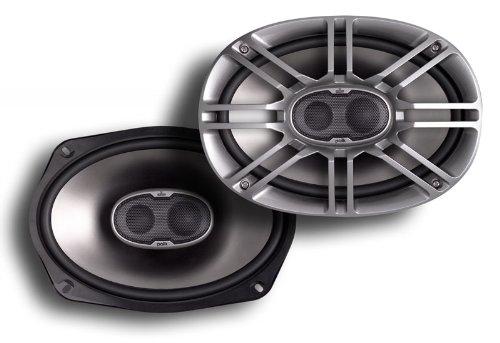 Polk Audio Db691 - 6X9-Inch Coaxial 3-Way Mobile/Marine Loudspeakers Pair