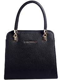 Lino Perros Women's Handbag (Black) - B01MXDBMSD