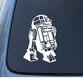 Star Wars Car Window Decal - R2D2
