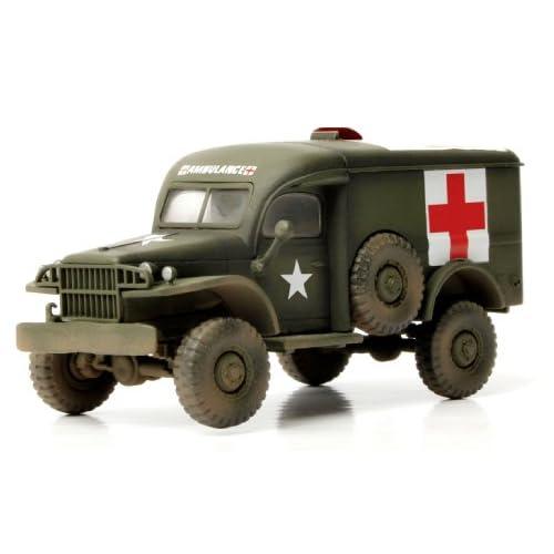 Amazon.com: Forces of Valor U.S. 4x4 Ambulance