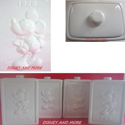 Disney Kitchen Canister Sets