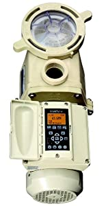 Pentair 011012 IntelliFlo VF High Performance Pump, 3 Horsepower, 230 Volt, 1 Phase - Energy Star Certified