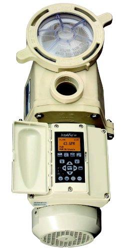 Pentair 011012 IntelliFlo VF High Performance 230-Volt 16-Amp Pool Pump, Almond