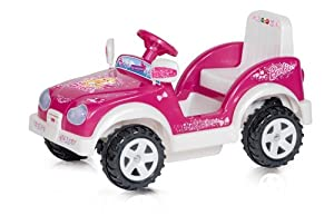 MGM - BTE /Auto Lovely Dream FX Barbie 114203 Children's Ride-On Vehicle - 6 V - 94 x 56 x 48 cm