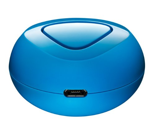 review nokia luna bluetooth headset cyan this review. Black Bedroom Furniture Sets. Home Design Ideas