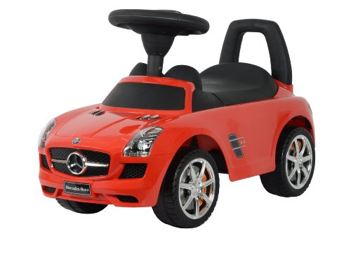 Best-Ride-on-Cars-Mercedes-Benz-Push-Car-Red