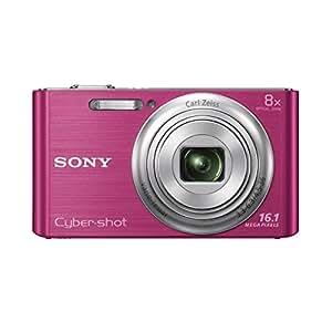 Sony DSC-W730P.CE3 Appareil Photo Numérique 16 Mpix 8x Rose