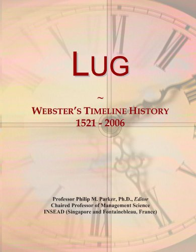 lug-websters-timeline-history-1521-2006