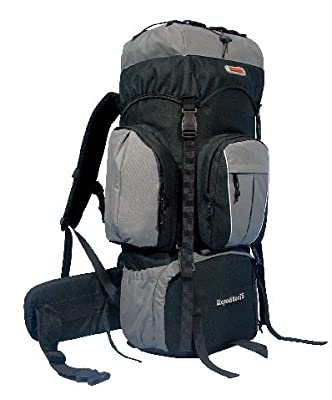 CUSCUS 75+10L 5400ci Internal Frame Camping Hiking Travel Backpack