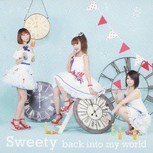 back into my world(初回限定盤)(DVD付)
