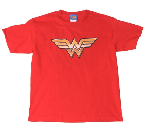 Wonder Woman Logo Youth T-Shirt