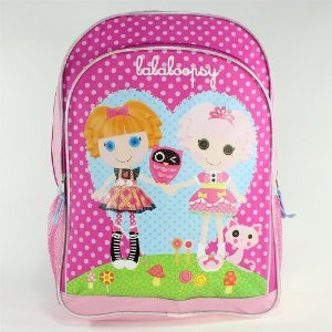 16 Lalaloopsy Large Backpack-tote-bag-school by FAB