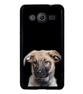 ifasho Designer Phone Back Case Cover Samsung Galaxy Core 2 G355H :: Samsung Galaxy Core Ii :: Samsung Galaxy Core 2 Dual ( I Love Vizag Blue Wood Look )
