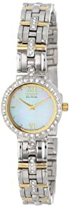 Citizen Womens EW9124-55D Eco-Drive Silhouette Crystal Watch