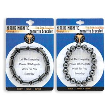 Healing Magnetic Hematite Bracelet