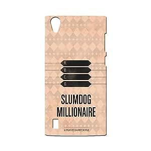 BLUEDIO Designer Printed Back case cover for VIVO Y15 / Y15S - G2602