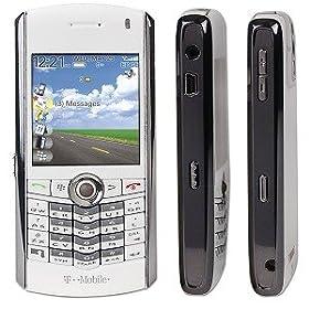 Blackberry Pearl 8100 Smartphone Unlocked GSM Wireless Handheld Device w/Camera Bluetooth QWERTY Keyboard 2.25