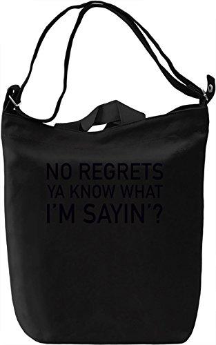 no-regrets-ya-know-what-im-sayin-slogan-canvas-day-bag-100-premium-cotton-canvas-dtg-printing-unique