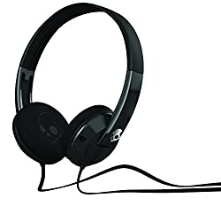 Skullcandy Uprock S5URFZ-033 Supreme Sound On-Ear Headphone (Black)
