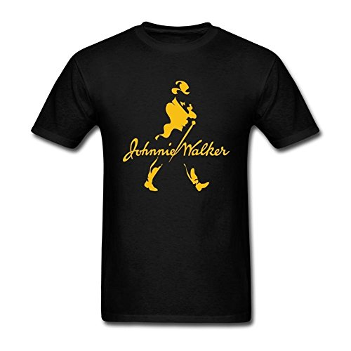 hommes-johnnie-walker-logo-t-shirt-large