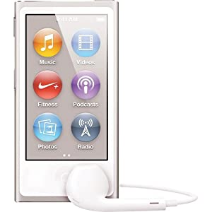 Apple Ipod Nano 16gb Silver 7th Generationest Model
