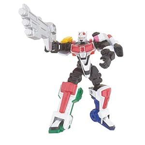 Bandai - 96271 - Figurine - Power Rangers - Super Megazord Samouraï - 12 cm