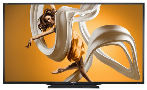 Sharp LC-90LE657U 90-Inch Aquos HD 1080p 120Hz 3D Smart LED TV (2014 Model) (Tv Led 3d Sharp compare prices)