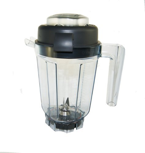 Vitamix 32 Oz. WET with Blade and Lid. BPA Free Eastman Tritan® Copolyester. New Technology (32 Oz. WET CONTAINER) (Vitamix 7500 Wet Container compare prices)