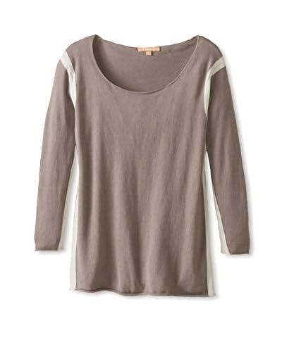 Kier & J Women's Colorblock Sweater