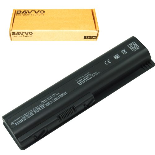 Bavvo 6-cell Laptop Battery for HP Compaq Presario CQ60-100EE CQ60-100EG CQ60-100ER CQ60-101AU