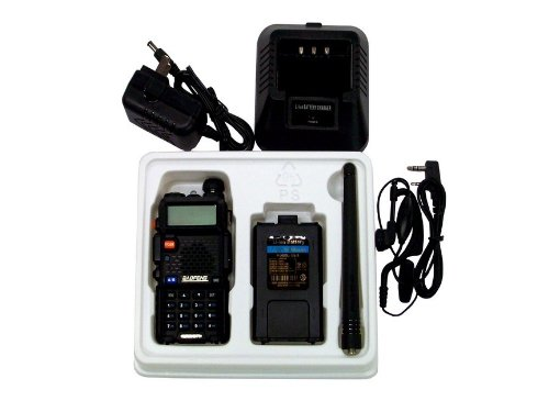 Best Buy! BaoFeng Dual band UV-5R VHF/UHF Dual Band Radio 136-174 400-480Mhz Transceiver