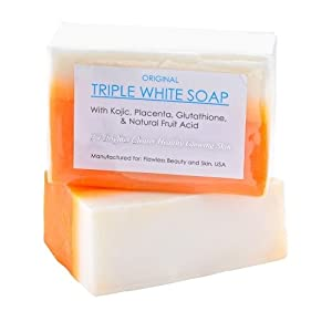 12 Bars of Kojic Acid, Placenta