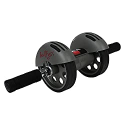 Bulfyss Total Body Exerciser With Spring Action (Black)