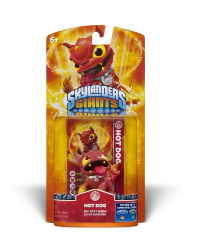 Skylanders Giants Single Character Pack Core Hot Dog (Skylanders Hot Dog compare prices)