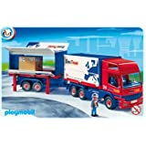 Playmobil Car Truck and Trailer