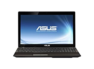 ASUS A53U-ES01 15.6-Inch Laptop (1.0 GHz AMD C-50 Processor, 3GB DDR3, 320GB HDD, Windows 7 Home Premium) Mocha