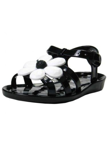 Toddler Girl White Sandals front-1050268