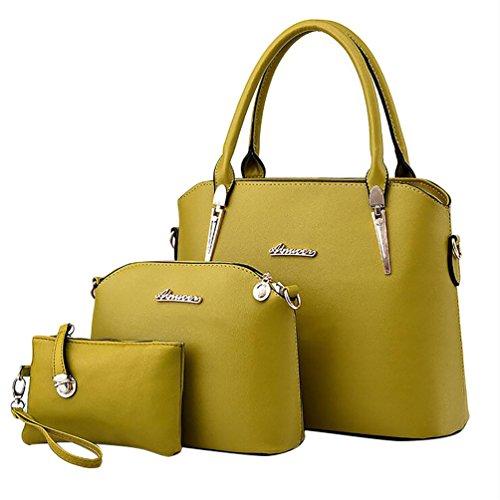 baymate-damen-elegant-leder-handtaschen-schulter-beuteltote-schultaschen-hobo-set-frucht-grun