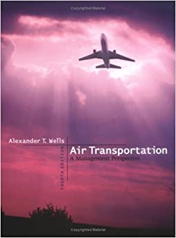 Air Transport Management and Operations - Essay Example