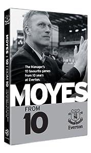 Everton David Moyes - Ten from Ten [DVD] by ILC Media