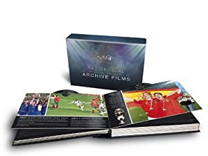 UEFA: The Official Archive Films - 21 DVD/Luxury Book Limited Edition Gift Set