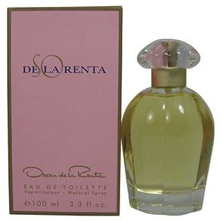 So De La Renta By Oscar De La Renta For Women. Eau De Toilette Spray 3.3 Ounces