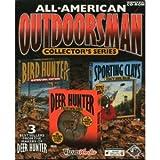 All-American Outdoorsman Collectors Series: Bird Hunter, Waterfowl Edition / Deer Hunter / Sporting Clays