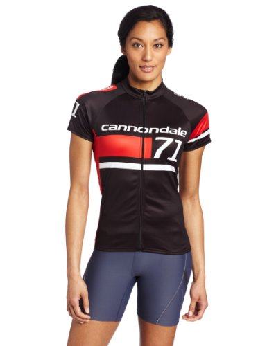 Buy Low Price Cannondale Women's Bethel 71 Jersey (CAF130-P)