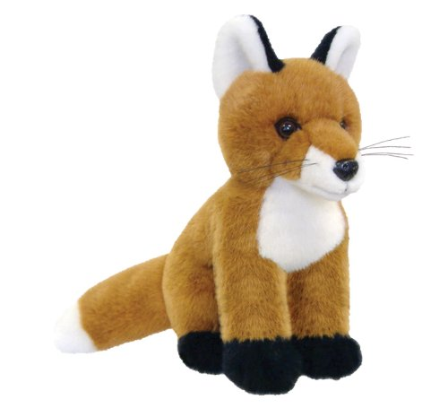 Red Fox Stuffed Animal (Smithsonian Institution's Backyard Series) - 1