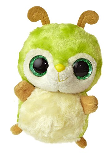 "Aurora World World YooHoo 5"" Plush, Charlee Caterpillar - 1"