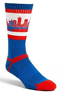 Strideline BOSTON Red Sox Athletic Crew Socks, One Size