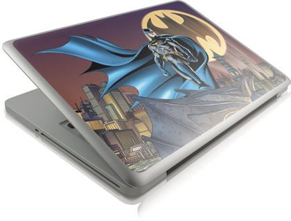 Skinit Batman in the Sky Vinyl Skin for Apple Macbook Pro 13 (2011) by Skinit
