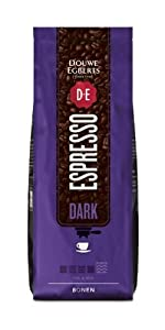 Douwe Egberts Espresso Dark Beans - 17.5 Oz.